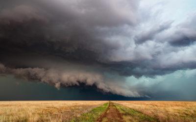 Storm Season in Iowa