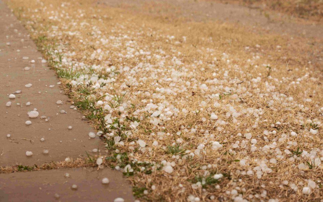 Hail Storms in Iowa